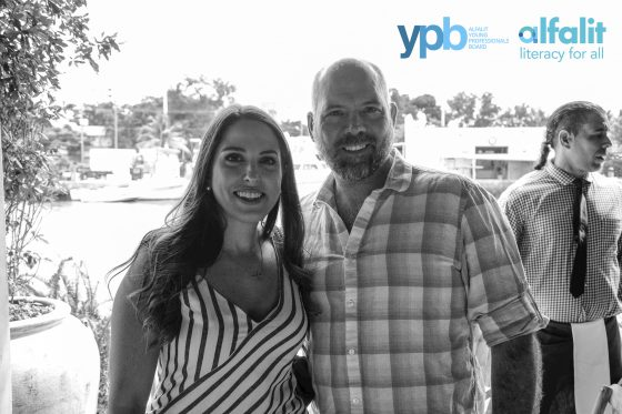 YPB Blue & White Party 2018